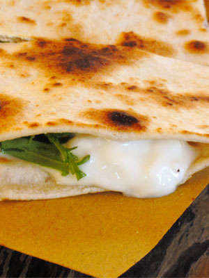 Traditional Piadina Romagnola