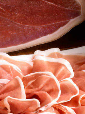 San Daniele Ham, a product of the air it breathes