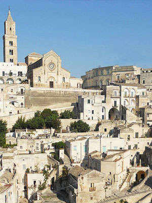 The Province of Matera