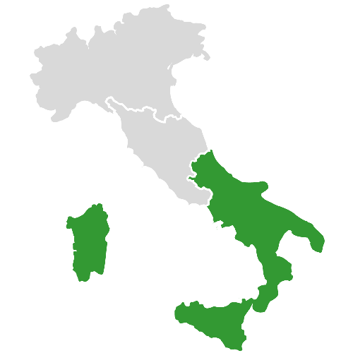 SOUTHERN ITALY AND ISLANDS
