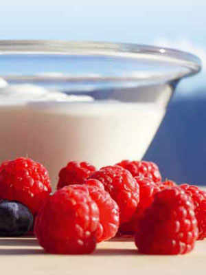 Alto Adige Yogurt, Healthy and Tasty