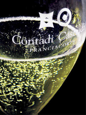 The Delightful Bubbles of Contadi Castaldi